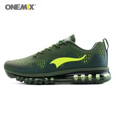 7de5df0bef5 ONEMIX men running shoes cool sports sneakers damping cushion breathable  knit mesh vamp outdoor walking jogging
