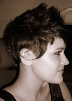2013 New Short Hair Trends