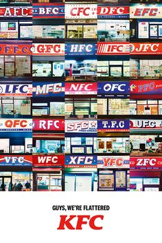 KFC cheekily calls out chicken shop imitators in latest campaign Chiken Wings, Fried Chicken Wings, Kfc Christmas, Kfc Uk, Chicken Shop, Kentucky Fried, Creative Review, Fast Food Chains, Creative Advertising