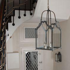 °°° Grignan °°° Lum'Art interior lantern / lanterne d'intérieur French Countryside, Staircases, Entrance, Indoor, Lights, Design, Art, Lantern, Interior