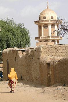 Mosque - Dori - Sahel Region - Burkina Faso