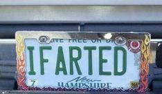 36 Dirty, Funny License Plates - Team Jimmy Joe