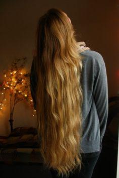 long and wavy Permed Hairstyles, Pretty Hairstyles, Natural Hair Styles, Long Hair Styles, Hair Growth Tips, Very Long Hair, Soft Hair, Beautiful Long Hair, Mermaid Hair