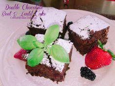Double Chocolate Beet & Lentil Cake for Any Celebration Baking Cupcakes, Cupcake Recipes, Baking Recipes, Cupcake Cakes, Snack Recipes, Dessert Recipes, Easy Recipes, Sugar Free Desserts, No Bake Desserts