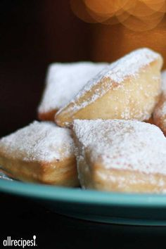 """Beignets   """"This brought me back home. I swear, these taste just as good as Café du Monde."""""""