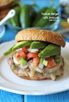 Texican Burger