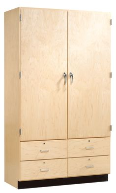 Attrayant Shain GSC 8 Tall Storage Cabinet With Adjustable Shelves