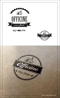 Studio Logo  Cliente: Officine Art: www.deborageraci.it