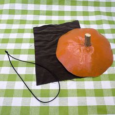 A fun family activity for the fall holidays, a papier mache pumpkin is excellent for Halloween or Thanksgiving decoration. The finished pumpkin can be used as a...