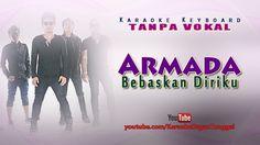 Armada - Bebaskan Diriku | Karaoke Keyboard Tanpa Vokal