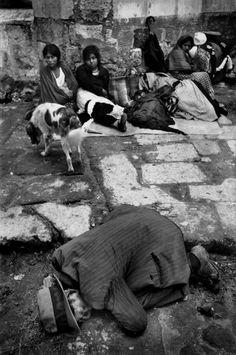Henri Cartier-Bresson, Mexique, 1934. © Henri Cartier-Bresson/Magnum Photos.