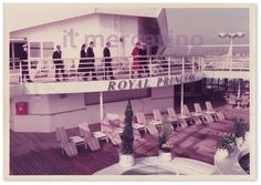Foto Lady Diana  3 - Inaugurazione della Royal Princess