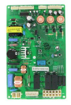 #LG #EBR41956106 Refrigeration Electronic Control Board