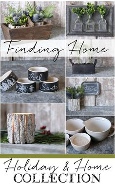 Shop for farmhouse style home decor items in the shop (along with maple syrup!)