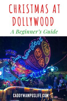 Looking to celebrate Christmas at Dollywood? Be sure to read these tips to make the most of your time at Dollywood during Christmas! Dollywood Christmas, Christmas Trips, Christmas Events, Christmas Travel, Christmas Vacation, Christmas Light Show, Christmas Shows, Rustic Christmas, Smoky Mountain Christmas