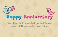 happy anniversary images | Anniversary 1 | eCards, Anniversary