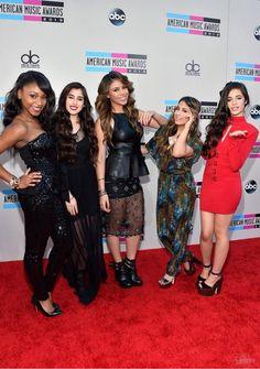 Fifth Harmony at The AMAs
