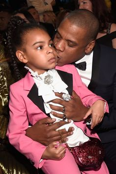 You Aren't Ready For These Photos of Blue Ivy Dressed as Prince