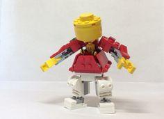 LEGO Ideas - Minifig Mech