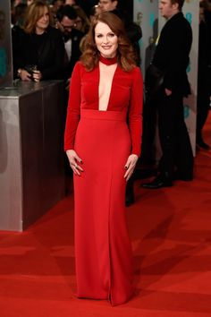 EE BAFTAs 2015. Elegancia sobre la 'Red Carpet'  © Gtres Online / Cordon Press / Getty Images / D.R.