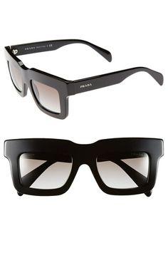a98b4f59542 Prada 48mm Sunglasses with my Rx