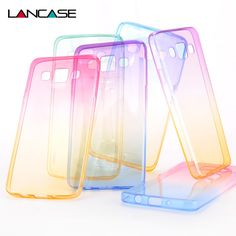 For Samsung Galaxy J5 № Case Dual Color Gradient Cover For Samsung ヾ(^▽^)ノ Galaxy S7/S6/J7/A5 2016/A7/Note 5 Soft TPU Clear Phone CasesFor Samsung Galaxy J5 Case Dual Color Gradient Cover For Samsung Galaxy S7/S6/J7/A5 2016/A7/Note 5 Soft TPU Clear Phone Cases