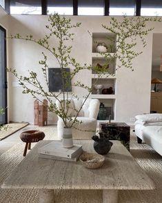 Home Living Room, Interior Design Living Room, Living Room Designs, Living Room Decor, Decor Room, Interior Design Simple, Scandinavian Interior Design, Design Room, Decor Interior Design