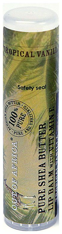 Out Of Africa Shea Butter Lip Balm - Free Shipping