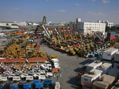 We are one of the largest supplier of heavy equipment in the United Arab Emirates sell worldwide of all popular brands' Heavy equipments like, Motor Grader, Excavator, Dozer, Wheeled Loader, Crane , Reach sticker, Double Drum Roller, Trench Machine etc. We maintain up a huge quantity of equipment in stock for immediate shipment.   www.al-quds.com