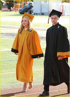 peyton list spencer list graduation photos