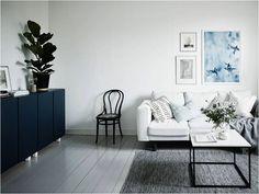Ikea Ivar matt schwarz streichen!