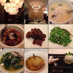 Yong Yi Ting at the Mandarin Oriental in Shanghai