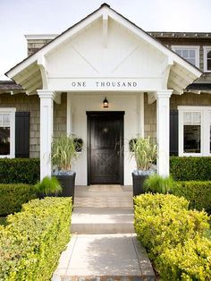 Pawleys Island Posh: Currently Obsessed: Front Porch