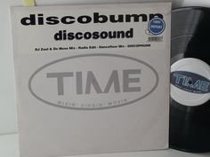 DISCOBUMP discosound, TIME115 - Hip Hop, Electro, funk, Drum and Bass ETC