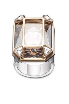 Swarovski Segment ring, $190