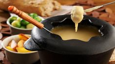 Fondue - tradition of Switzerland