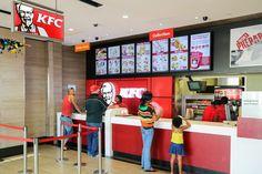Fusion Styled Digital Menu Boards installed at KFC's Nationally