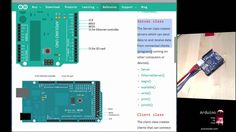Using the Arduino Ethernet shield, Part 1 of 2
