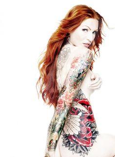 redheadmag:  VibrantGinger Hair