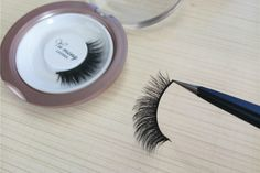 New  style silk lashes line: http://www.beauty-imexport.com/silk-lashes-D74.html #yumenglashes This style is suitable to people who don't like animal fur