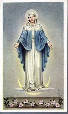 817 Madonna Atto Abbandono di Maria Santino Holycard FOR SALE • EUR 2,00 • See Photos! Money Back Guarantee. oggetto formato 6,5x10 circa in buone condizioni, tracce del tempo COME DA FOTO 390596442741