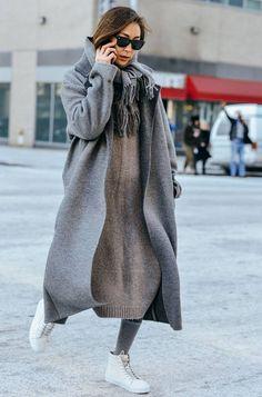 Street Style вдъхновения: От нищо нещо - Normcore