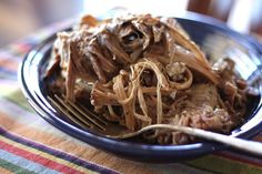 Barefeet In The Kitchen: Italian Red Wine Pork Roast