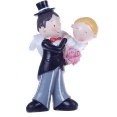 Comical Cake Topper Do You Take This Woman This comical fun cake topper has the groom carrying the bride Approx size - height base width by depth Material - resin Wedding Cake Toppers, Amazing Cakes, Decorative Accessories, Bride Groom, Resin, Wedding Decorations, Base, Christmas Ornaments, Woman