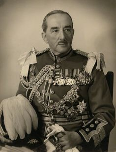 Field Marshal The Viscount Alanbrooke