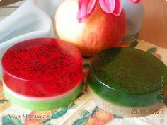 Вот сделала небольшую коллекцию фруктового мыла. фото 1