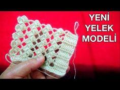 Crochet Leaf Patterns, Crochet Leaves, Baby Knitting Patterns, Crochet Designs, Crochet Stitches, Cute Crochet, Crochet Hats, Crochet Bedspread, Crochet Jacket