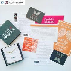 #Repost @bonitarosek ・・・ Have you signed up for the #lovedandblessed box yet from @passhopeon?? This month. It's about friendship and encouragement. Look what you get.. All this and 2 friendship bracelets!! One for you. One for a friend. Love this!!!