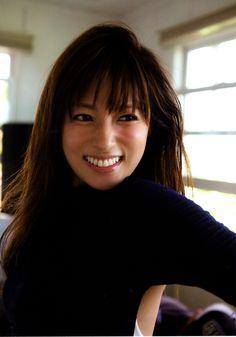 "Nao Kanzaki and a few friends: Kyoko Fukada: ""AKUA"" photobook scans"