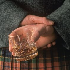 Fabric Created That Permanently Smells Like Whiskey #FWx